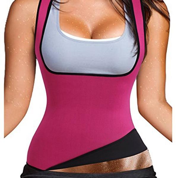 Sauna Belt, Summer, Vest, Adjustable