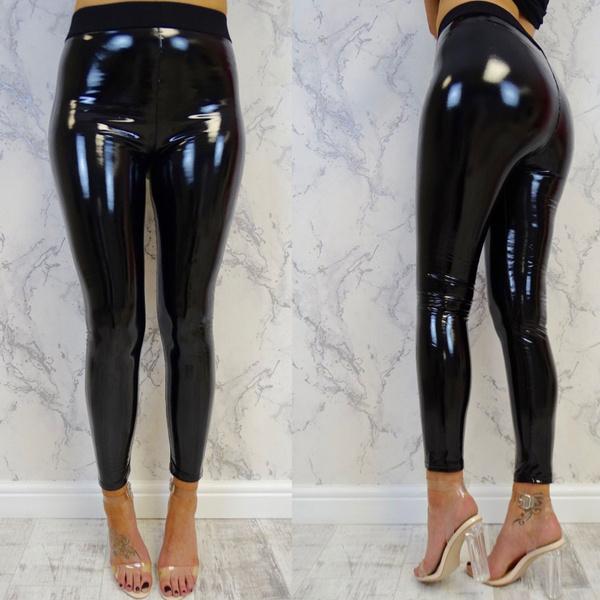 Women Pants, pants, pvclegging, Long pants
