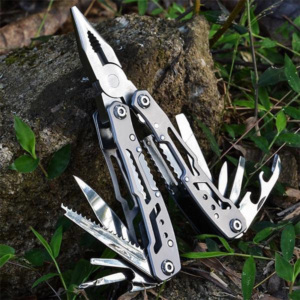 Stainless Steel Scissors, Steel, pocketknife, Outdoor