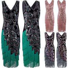 peacock, womens dresses, Vintage, gatsbydre