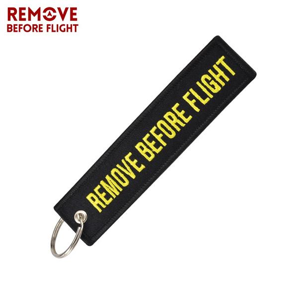 removebeforeflight, keychainskeyring, Fashion, Key Chain