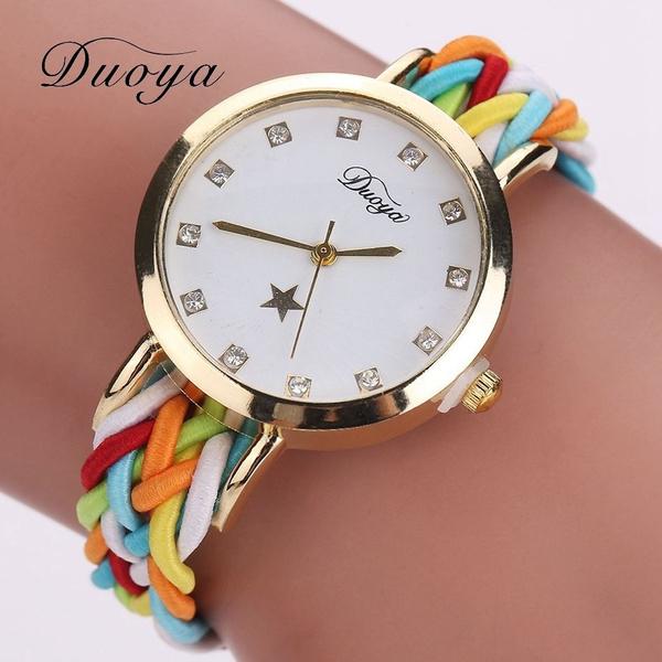 Fashion, Star, gold, fashion watches