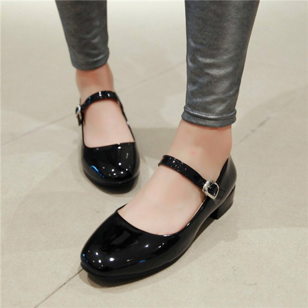 Shoes Women Mary Jane Ladies Shoes