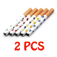 Cigarettes, dugouthitter, minitobaccopipe, tobacco