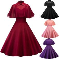 Summer, Pins, Cocktail Party Dress, Dress