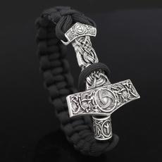 viking, amuletbracelet, axebracelet, Jewelry
