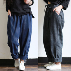 harem, trousers, comfy, Casual pants