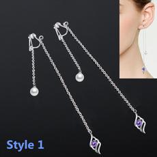 for women, Jewelry, Clip, noearhole