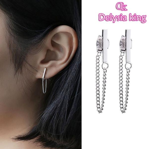 Sterling, tasselsearring, Fashion, Jewelry