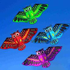 kids, Owl, Outdoor, kite