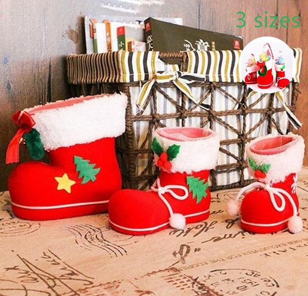 Christmas, Gifts, Socks, Food