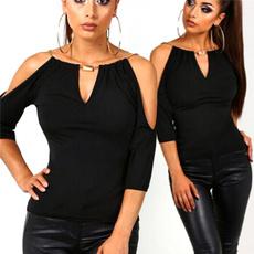 blouse, Loose, Tops & Blouses, Shirt