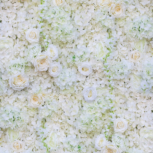 whiterosesflowersbackdrop, photoboothprop, Flowers, Valentines Day