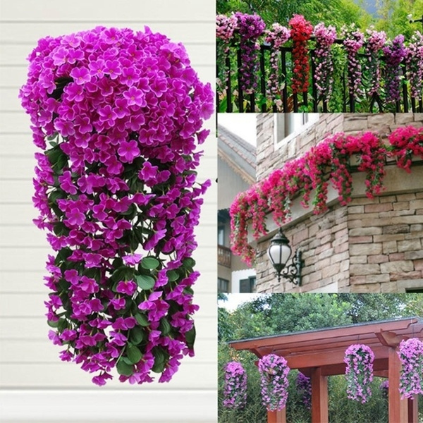 Beautiful, artificialfakesilkflower, Decor, Flowers