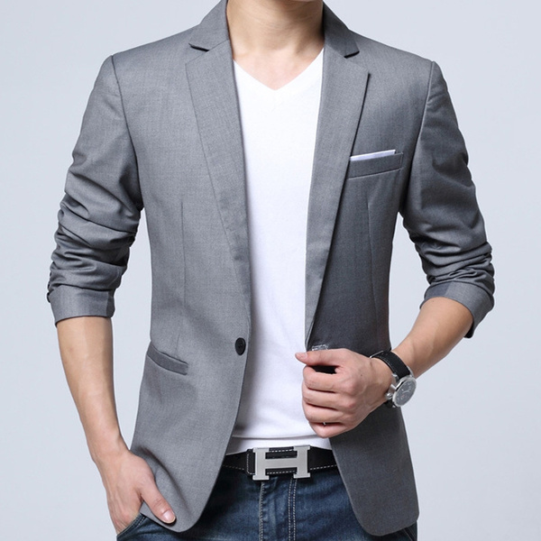 menswear, Spring, Coat, Jackets for men