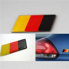 Car Sticker, emblembadgedecal, germanyflagcarstickerdecal, Golf