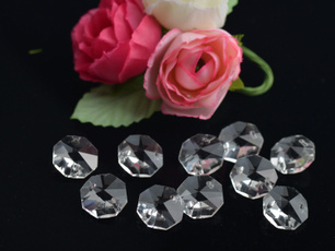 Chain, wholesale, octagon, Crystal