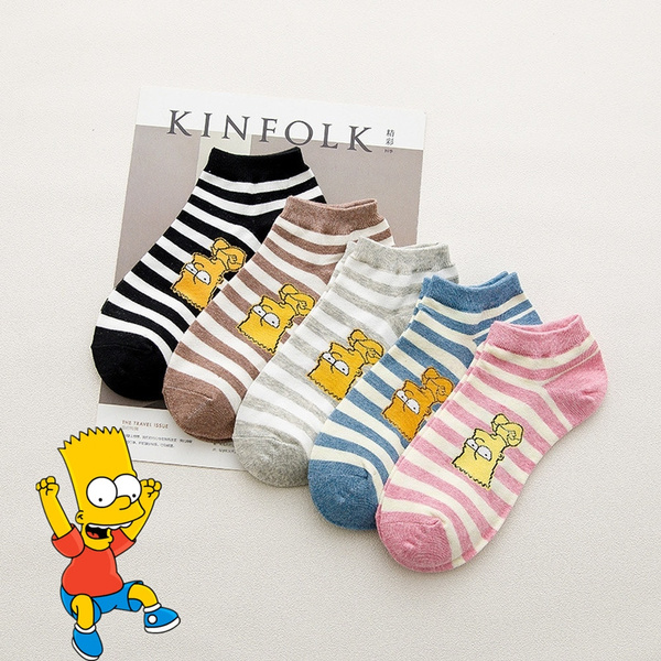 cute, Cotton Socks, anklesock, Socks