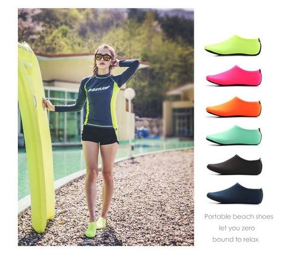 beachsock, Summer, Outdoor, aqua