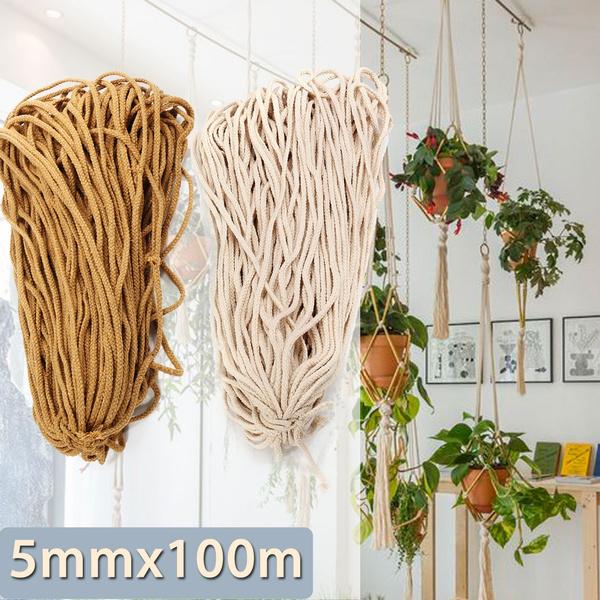 twistedcord, Cotton, Strings, naturalcotton