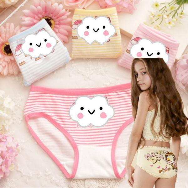1PC Cartoon Shorts Fashion Baby Underwear Cotton Panties For Girls Kids  Short Briefs Children Underpants | Wish
