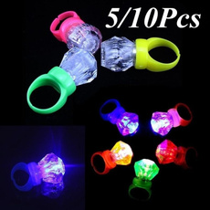 buttonbarring, beamsring, led, Jewelry