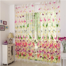 butterfly, bedroomcurtain, preventmosquitocurtain, kitchencurtain
