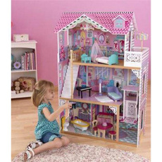 Toys & Games, Chandelier, Dollhouse, dollaccessorie