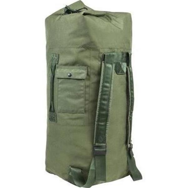 Bags, Green, Duffel Bag, Luggage