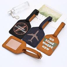luggageampbag, Luggage, leather, Travel