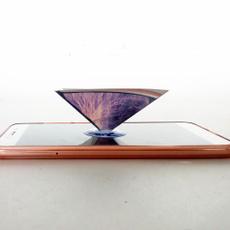 Smartphones, Holographic, projector, phonecharmsampaccessorie