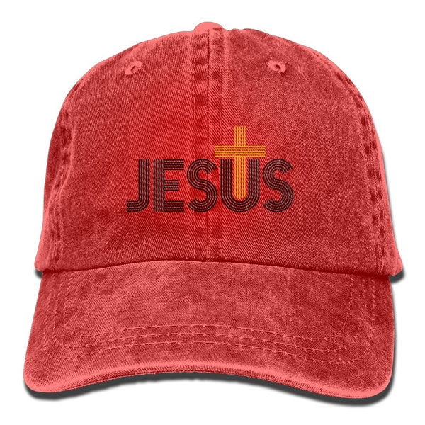 Baseball Hat, Adjustable, Christian, Fashion