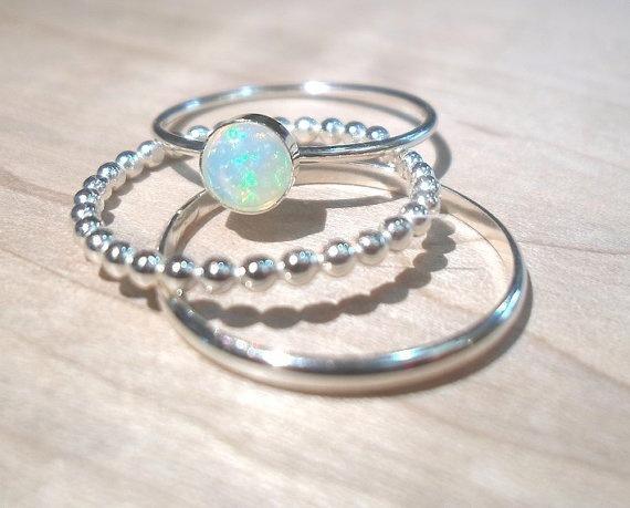 Sterling, Fashion, wedding ring, sterling silver