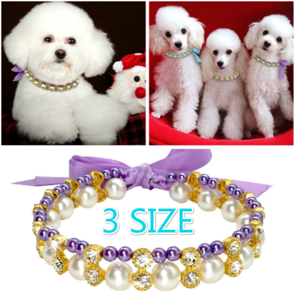petcleaningbrush, puppynecklace, Rhinestone, Dogs