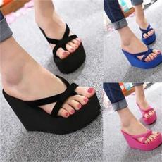 Summer, Flip Flops, Sandals, flop
