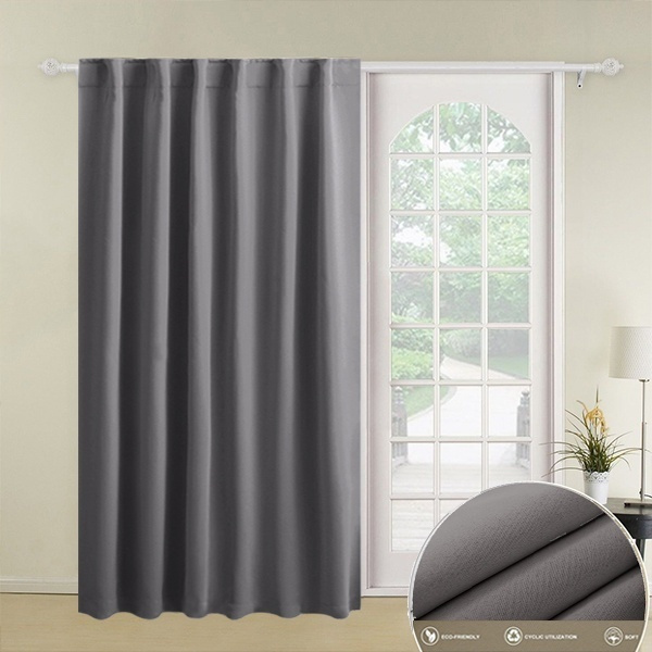 modernstyle, Home Decor, polyestercurtain, blackoutcurtain