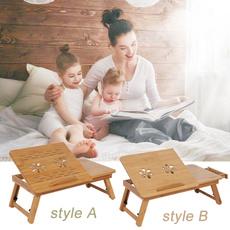 bamboolaptopstand, bambootable, Laptop, notebookdesk