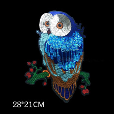 Owl, Embroidery, diyclothing, Sewing