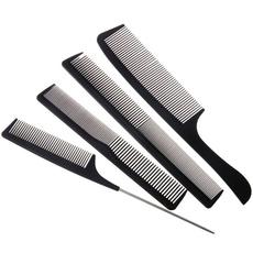 Steel, hair, rattailcomb, Apple