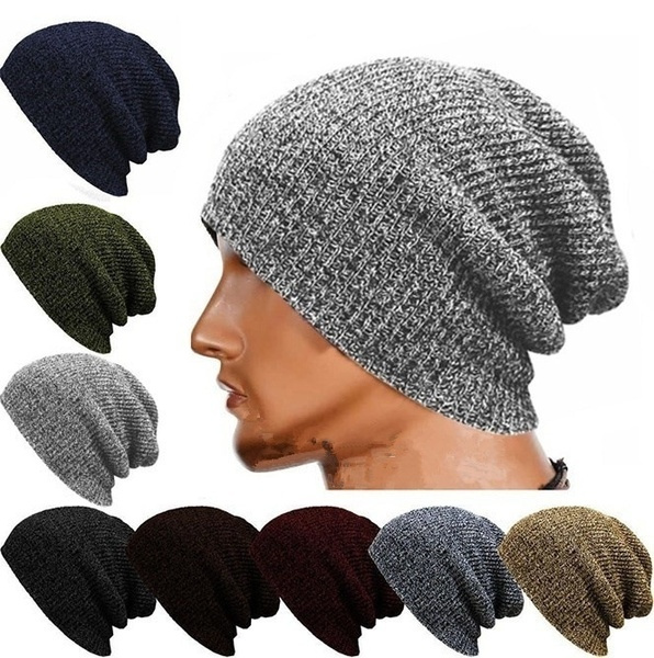 knitted, Head, Outdoor, Winter