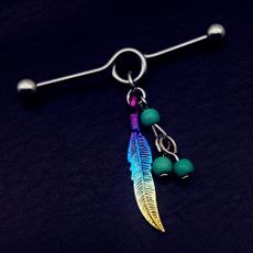 Steel, Jewelry, industrialbarbell, Dreamcatcher