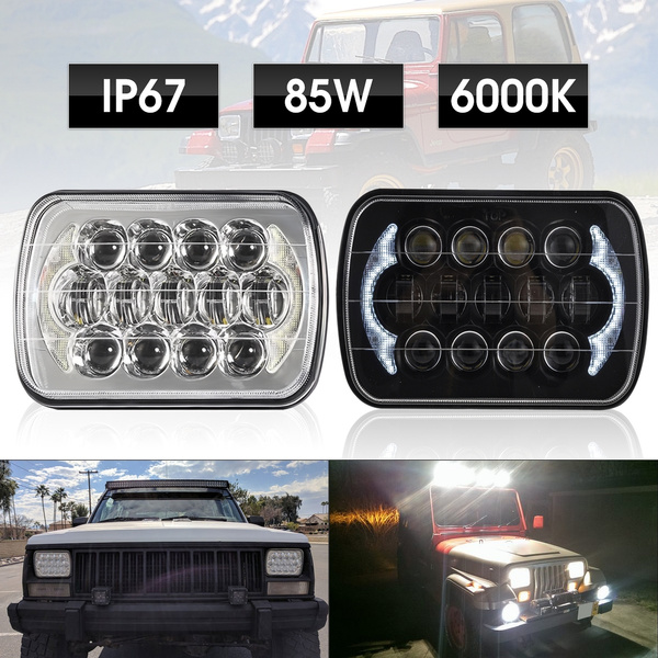 jeepcherokee, Head, lightbar, led