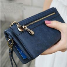 wallets for women, leather wallet, Wallet, Clutch