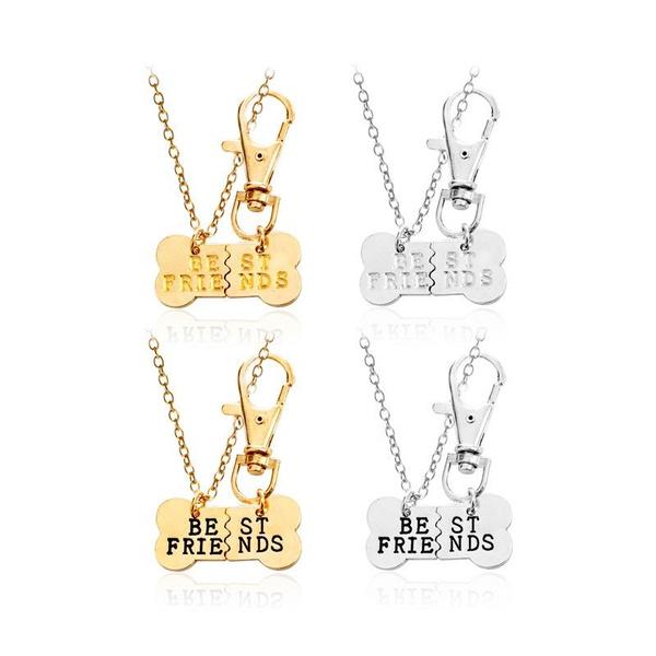 boneshape, Jewelry Set, Key Chain, Chain