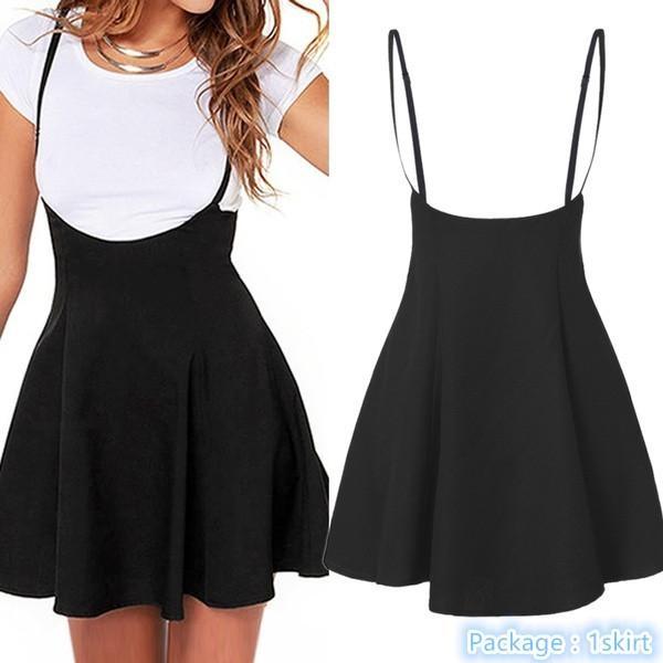 Skirts, Mini, Skater Skirt, pleated dress