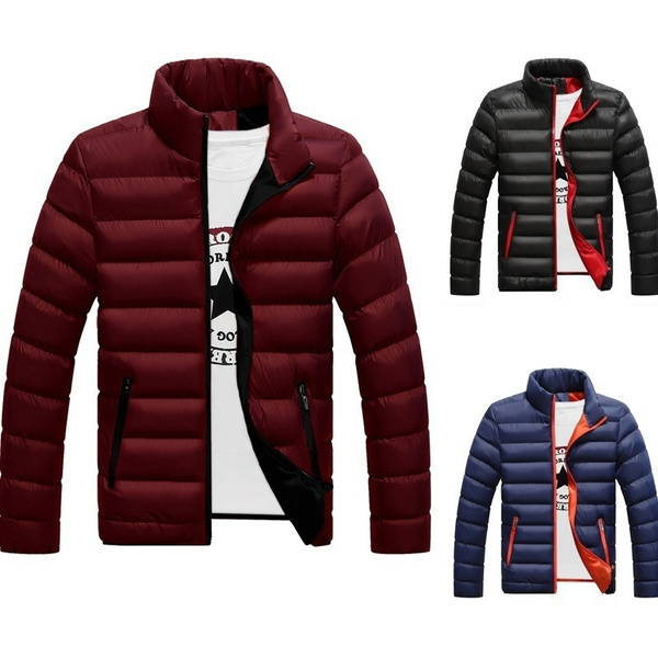 Fashion, Gifts For Men, Coat, cotton coat
