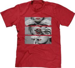 Summer, Cotton T Shirt, topsamptshirt, short sleeves