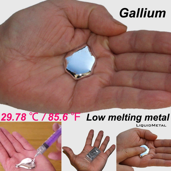 liquidmetal, noveltytoy, Magic, gallium