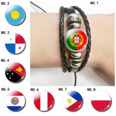 portuguese, flagbracelet, flagjewelry, nationalflag