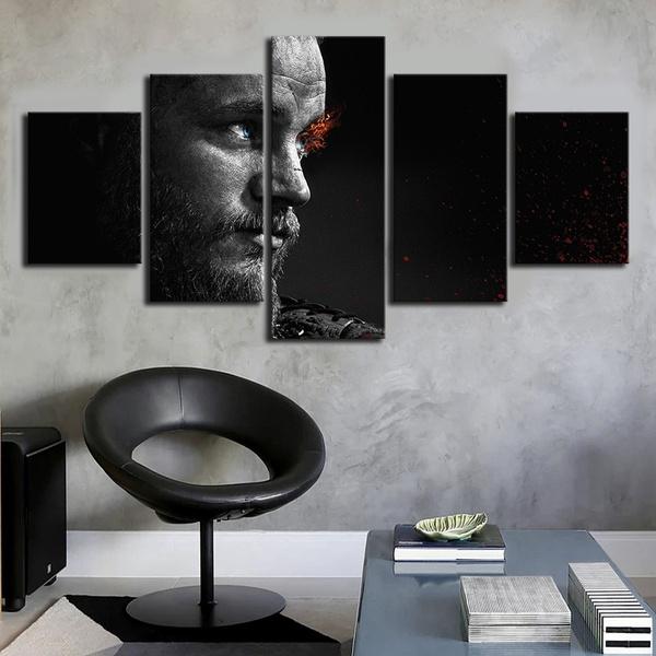 viking, ragnarlothbrokviking, Wall Art, Home Decor